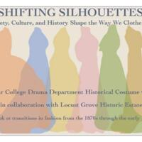 Shifting Silhouettes Poster